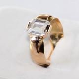 Galerie zlatých dámských prstenů