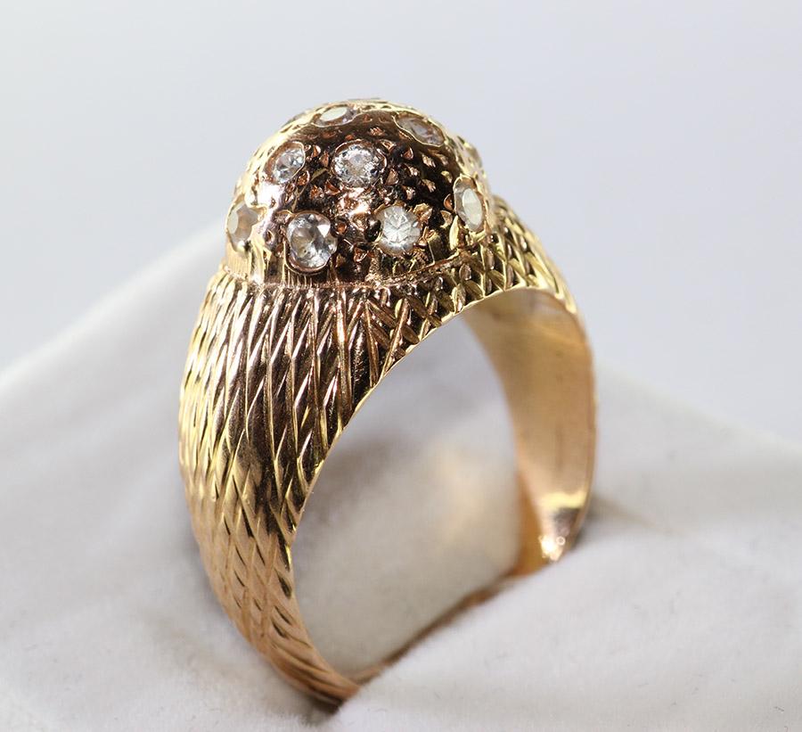 7c275e113 Pánský prsten s kameny - 200 šperků online