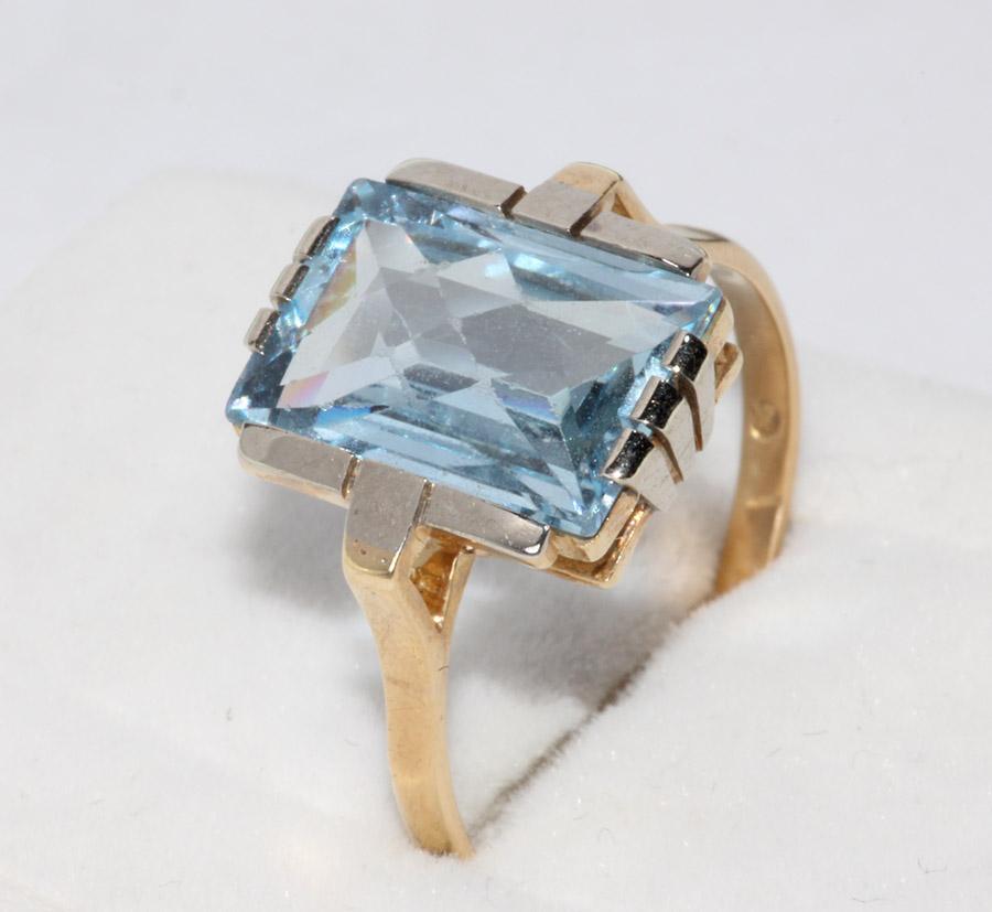 Galerie Zlatych Damskych Prstenu
