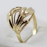 Dámský prsten masivní