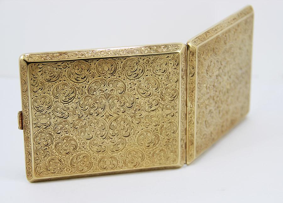 Zlatá tabatěrka