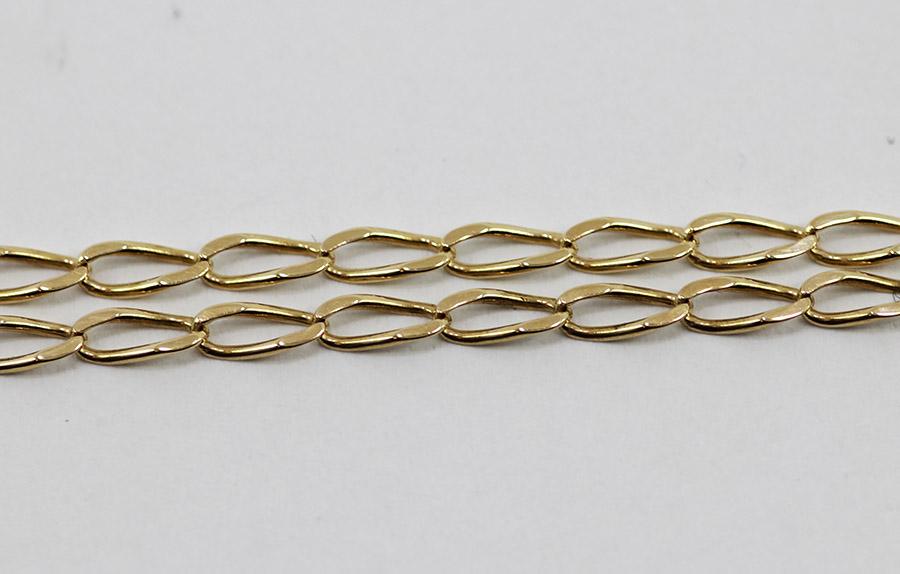 Zlatý řetízek - 500 šperků online 9a21f3a8564