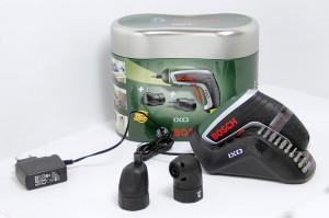 Akusrubovák: Bosch IXO IV Plus set (záruka)