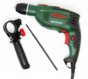 Vrtačka Bosch PSB 750 RCE (záruka)