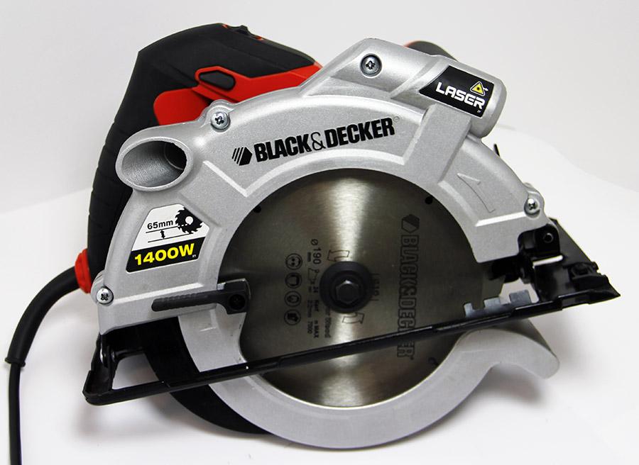 4c7f47e1ecee0 Pila kotoučová Black & Decker KS 1400L