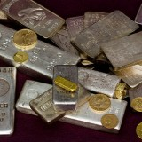 zlato a stříbro