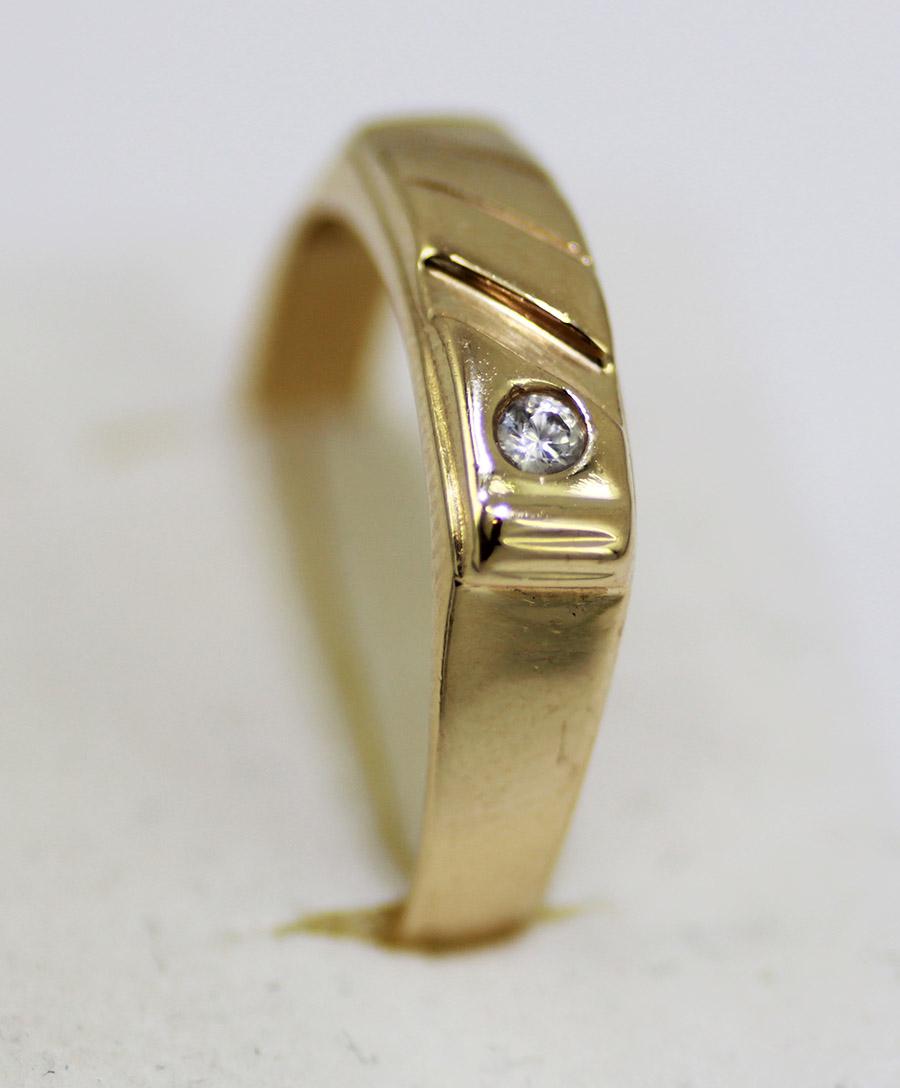 Zlate Panske Prsteny Skladem