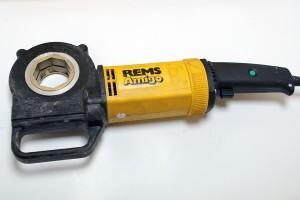 Ruční závitnice: RE530020 Rems AMIGO Set 1/2″-1 1/4″ (záruka)