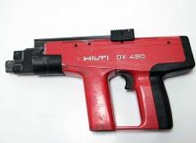 Nastřelovací pistole: Hilti DX 450