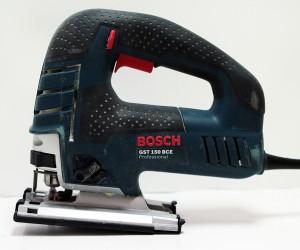 Přímočará pila: Bosch GST 150 BCE (záruka)