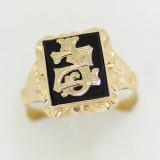 Historický pánský prsten