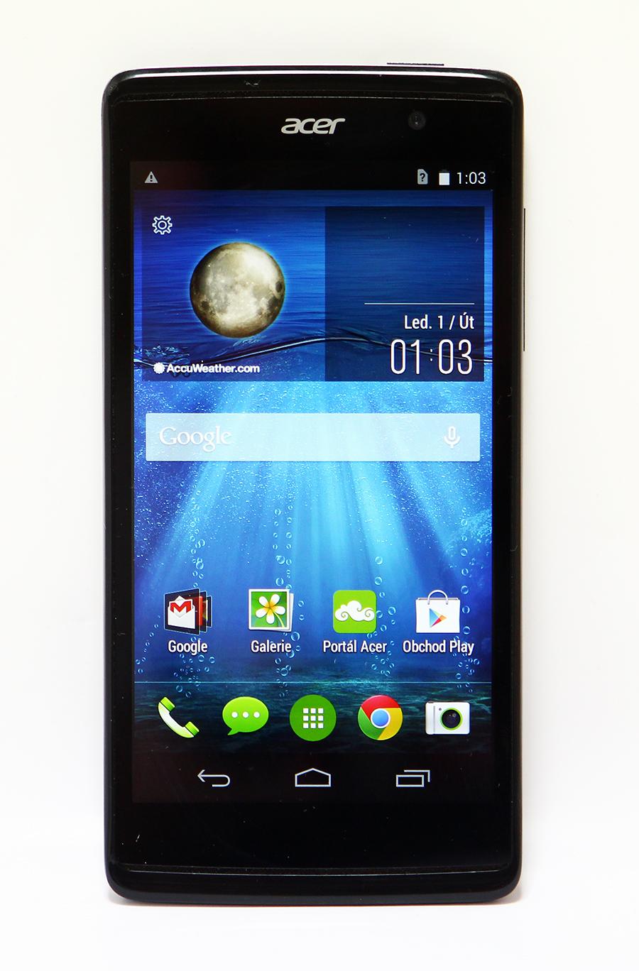 Mobilni Telefon Acer Liquid Z500