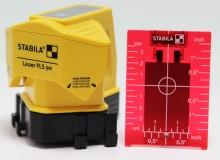 Podlahový liniový laser: Stabila FLS 90 (nepoužité)