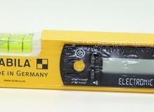 Digitální vodováha: STABILA 80A electronic (nepoužité)