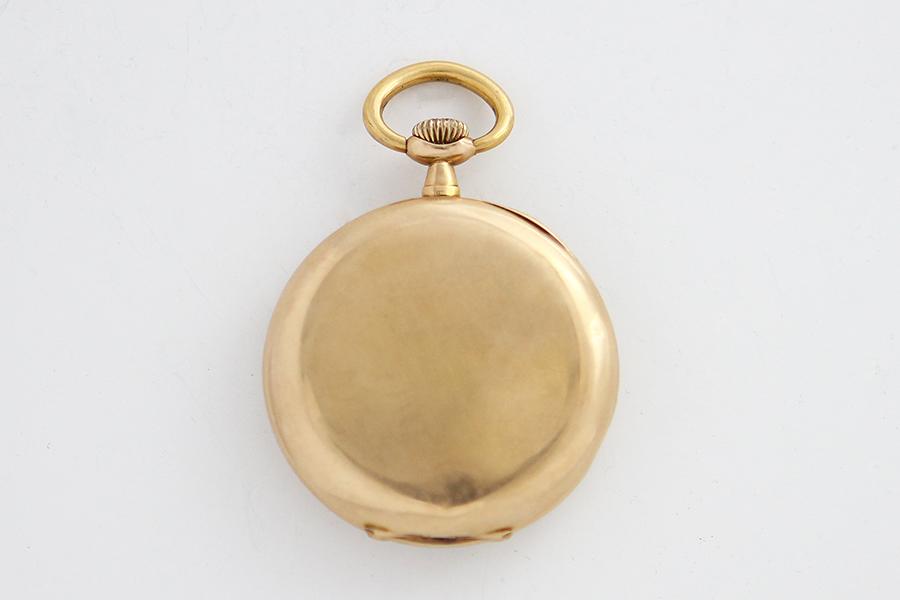 Zlaté kapesní hodinky Diomede 1897 systeme glashutte 4831169b331
