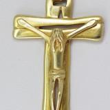 Zlatý přívěšek s Kristem
