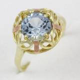 Prsten v barokním stylu