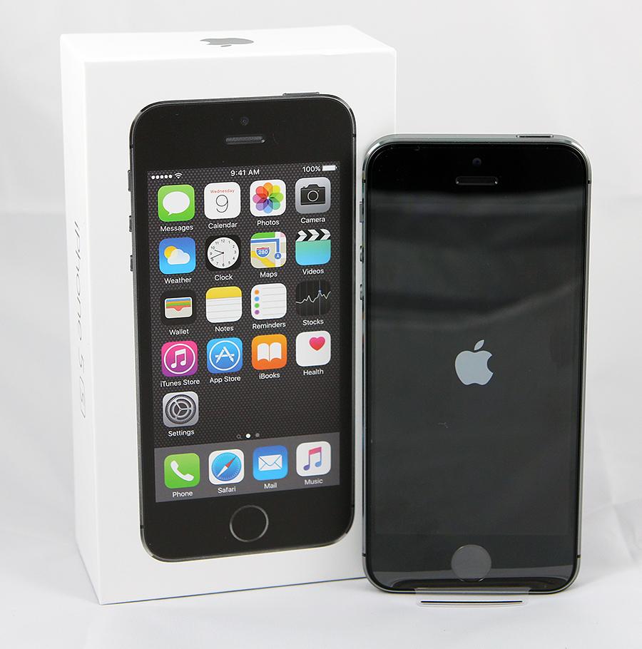 iPhone 5S 32GB - vesmírně šedý