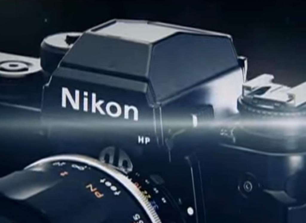 Nikon Historie