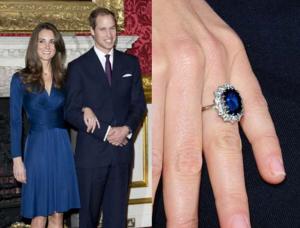 Šperk patřící nyní Kate Middleton