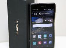 Mobilní telefon: Huawei Ascend P8 (záruka)