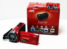 Digitální QUAD Proof kamera:  JVC GZ R315 (záruka)