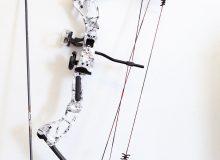 Luk Perfect Line REX kladkový 20-65lb Shadow Skull