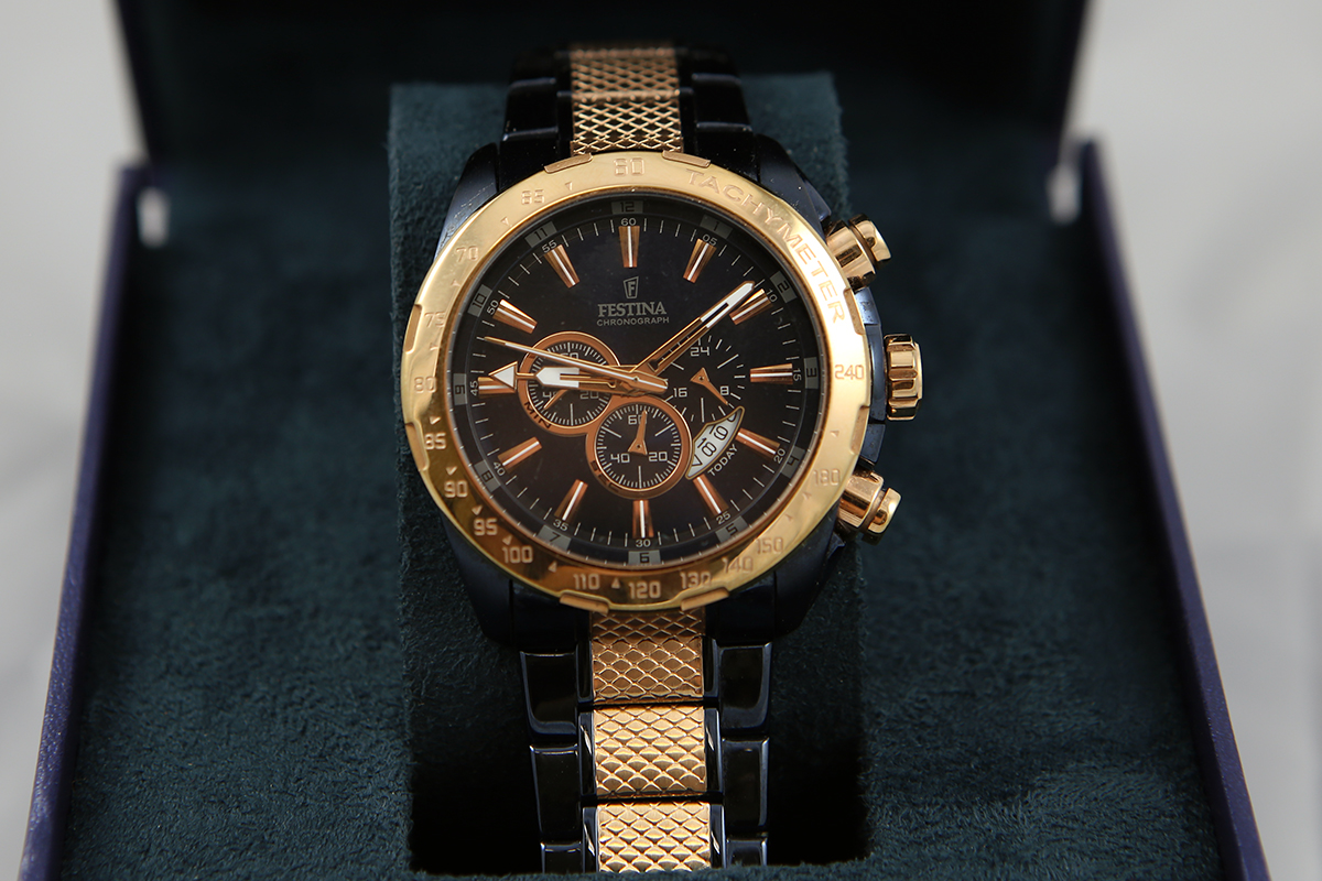 f075022905 Pánské náramkové hodinky  Festina 16886 - Zastavárna a Bazar Zlín ...