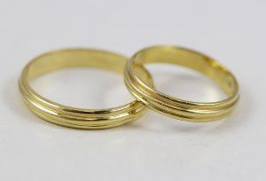 Snubní prsteny pár