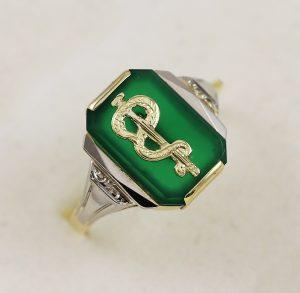Prsten pro lékaře
