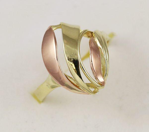 Prsten velký v kombinaci