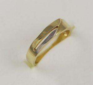 Prsten elegance mat