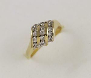 Prsten zirkony