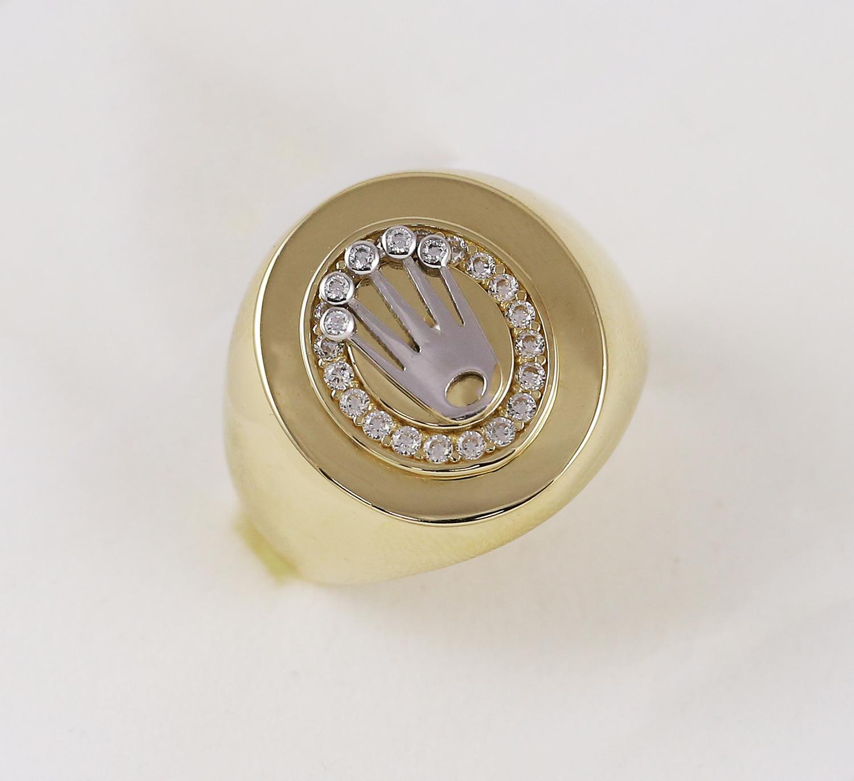 88ce61b2b Pánský masivní prsten koruna - Zastavárna a Bazar Zlín - U radnice