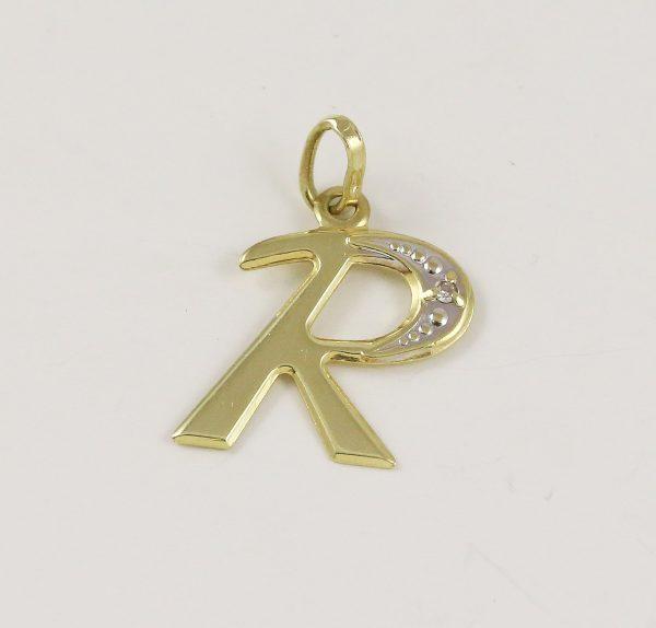 Přívěsek písmeno R