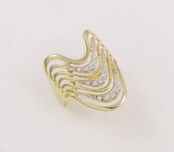 Prsten elegance vln