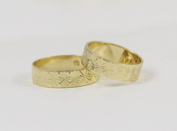 Snubní prsteny 2ks