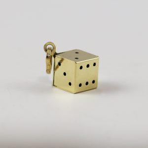 Přívěsek herní kostka