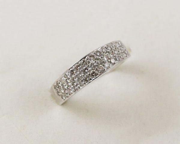 Prsten s diamanty lux
