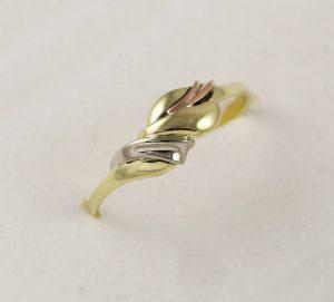 Prsten jemný styl