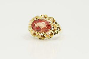 Prsten luxusní styl