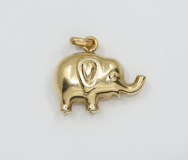 Přívěsek velký slon