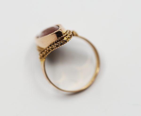 Prsten luxusní exotika