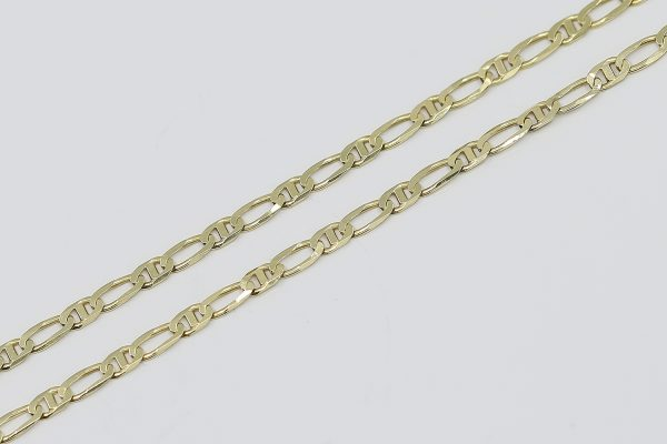 Pánský zlatý řetízek